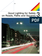 Booklet 3 - Lighting for Safety on Roads, Paths Squares