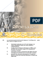 ciencias sociales