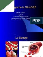 Fisiologia de La SANGRE