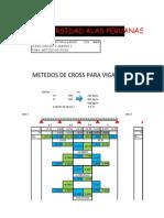 Dla Daniel Caro Quintana METODO de CROSS 1212121