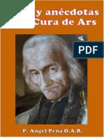 22973671 Vida y Anecdotas Del CURA de ARS