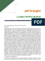 Jeff Draughn - L'unico stato buono