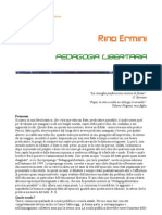 Rino Ermini - Pedagogia libertaria