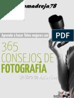 365 Consejos de Fotografía - Mario Pérez [C78]
