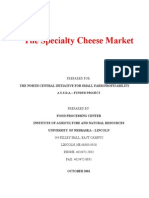 The Specialty Cheese Market