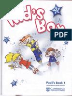 Kids Box Pupils Book 1