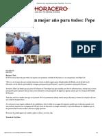 04-01-2014 'El 2014 será un mejor año para todos_ Pepe Elías'