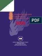 Handbook of Refractory Practice Harbison Walker 2005