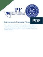 Instrumentos-Evaluación-Psicopedagogia