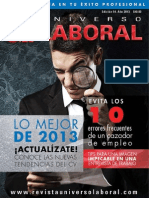 Revista Universo Laboral 54