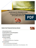 Financial Corporate Presentation May08