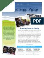 Panhellenic Pulse - December 2013