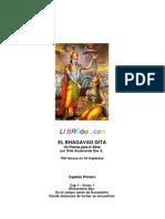 (eBook - Spanish) Srila Atulananda - Bhagavad Gita