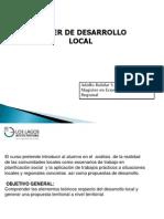Desarrollo Regional y Local