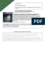 Review (4) - 2009 - Haroutiunian Et Al., J Pain Palliat Care Pharma Cot Her