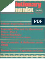 Revolutionary Communist #8 - Ireland