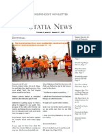 Statia News No. 12