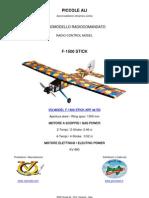 VQ MODEL F-1500 STICK ARF ELECTRIC