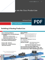 Cisco Productline Overview