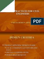 Codal Practices Rcc Design Part b Design by vkmehta