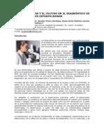 LA BACILOSCOPIA Y EL CULTIVO EN EL DIAGNÓSTICO DE LA TUBERCULOSIS EXTRAPULMONA1