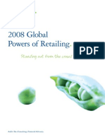 Global Powers Retailing 08 Deloitte Report