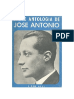 Breve antologia de José Antonio