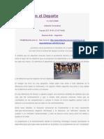 Coaching en El Deporte