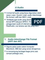 Format Fail Audio