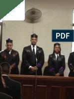 Discurso juez Argenis García en Día del Poder Judicial La Romana 2014