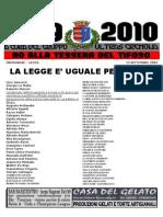 Fanzine Cremo Lecco 2009 2010