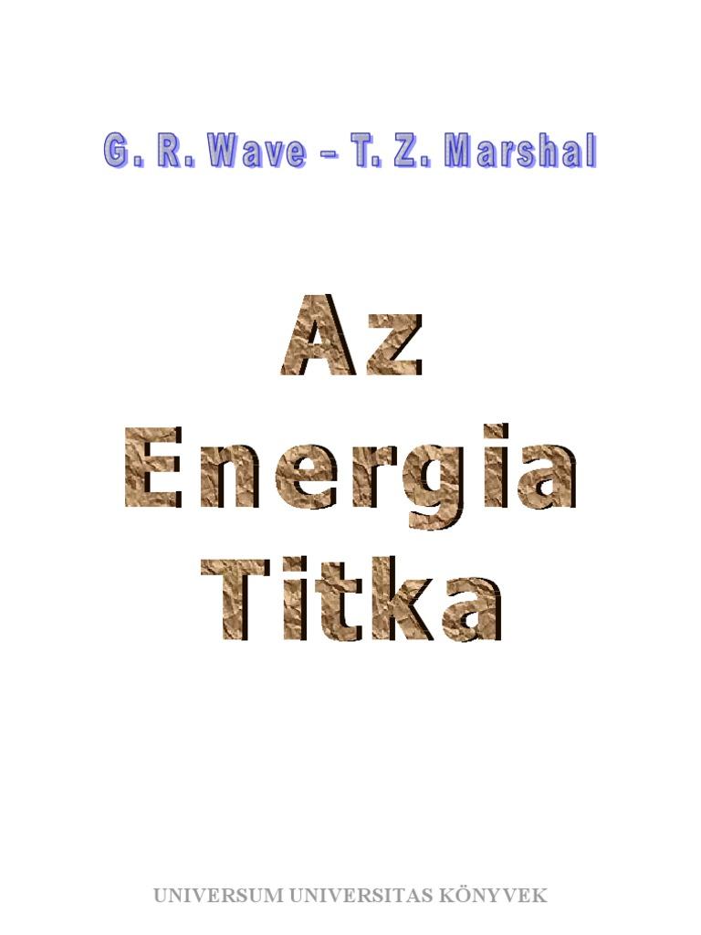 Az Energia Titka 20996ec3a6