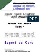Psihologie Holistica - Www.top-referat.ro