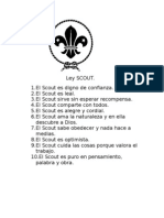 Ley Scout