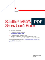 Toshiba m55 s325 User Manual 05may05