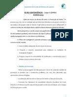 Plano de Contingência da Gripe AECC