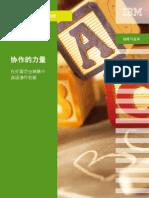 IBM  协作的力量:在扩展企业网络中实现协作创新 power whitepaper