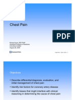Chest Pain Cases