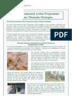 6 Environmental Action Programme