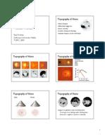 VisualFields (Toric09, Handout)