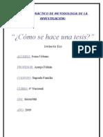 TRABAJO PRÁCTICO DE METODOLOGIA DE LA INVESTIGACIÓN