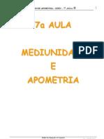 7A_AULA_ MEDIUNIDADE