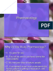 1.Introduction to Pharmacology