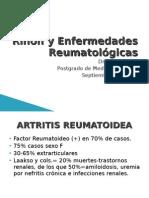 Riñón en Enfermedades Reumatológicas