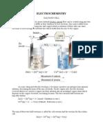 Electrochemistry Simulation