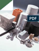 Catalog aparatura si echipamente pentru testarea materialelor de constructii.