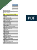 Copy of Checklist - Pumps Reciprocating