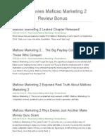 Mafioso Marketing 2_Mafioso Marketing 2 Review Bonus_Leaked Chapter