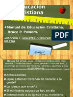 Educación Cristiana Sesión 2