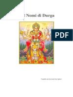 108 Nomi Di Durga